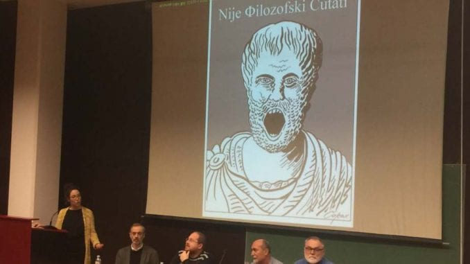 """Debata """"Nije filozofski ćutati"""": Sve je glamur iza kog nema ničega (VIDEO) 1"""