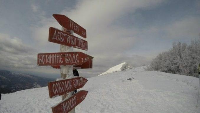 Zimski pohod na Trem okupio je planinare iz celog regiona 2