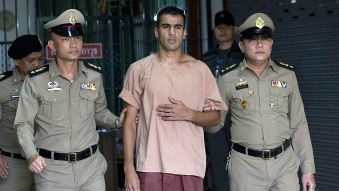 Tajland odustao od izručenja Hakima al Araibija Bahreinu 1