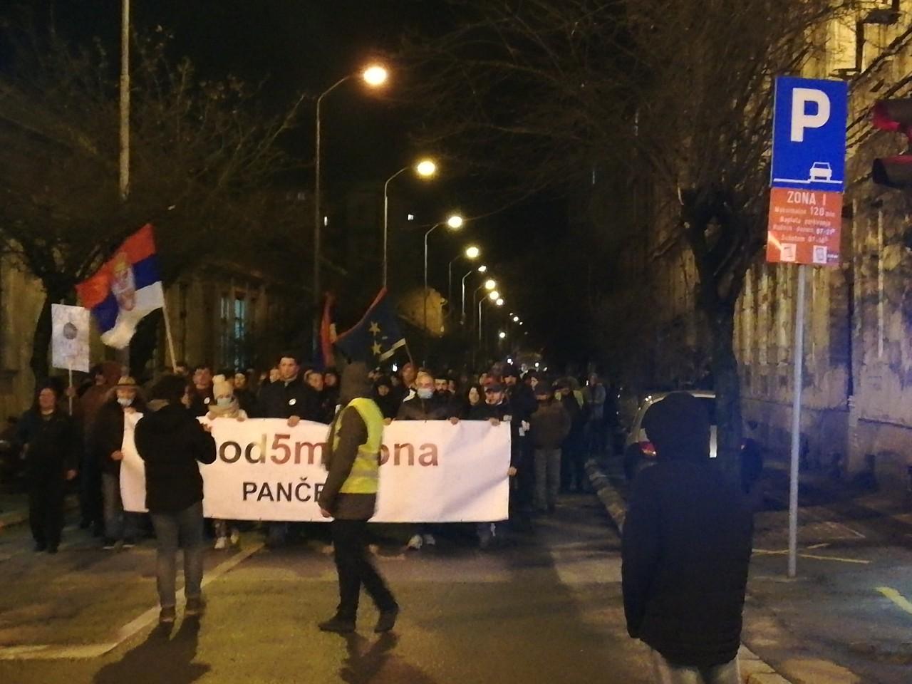 Protesti 1 od 5 miliona u više gradova (VIDEO, FOTO) 12