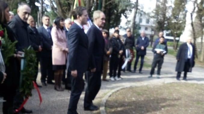 Bingulac i Selaković položili venac na spomenik Karađorđu u Podgorici 1