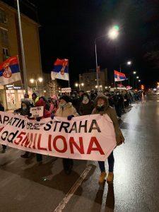 Protesti 1 od 5 miliona u više gradova (VIDEO, FOTO) 14
