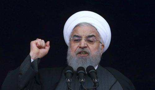 Rohani krenuo u Njujork u potrazi za podrškom zbog tenzija Irana i SAD 13