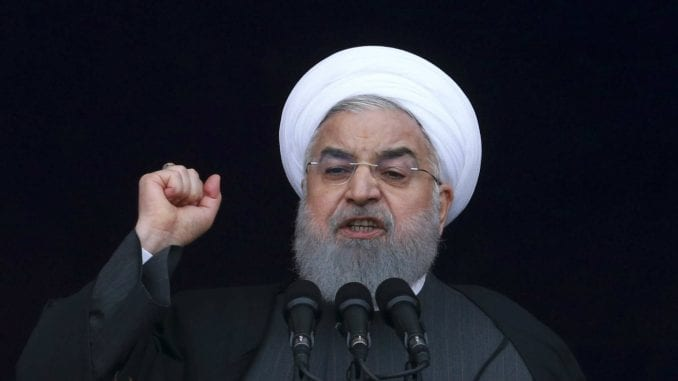 """Rohani: Iran pod pritiskom """"bez presedana"""" 1"""