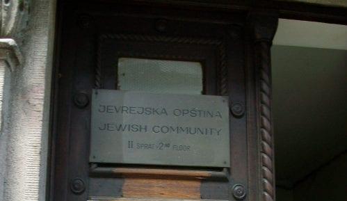 Incident u Jevrejskoj opštini Beograd, tuča privremene i stare uprave 11