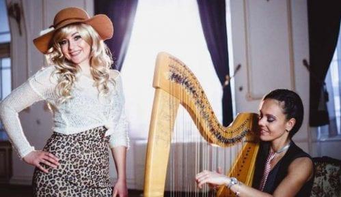 """""""Shallow"""" i """"Samo jednu ljubav imam"""" uz magiju harfe i vokala 1"""