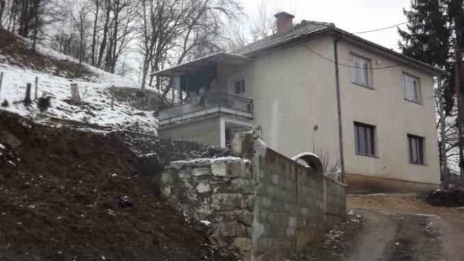 Ugroženi put i stambeni objekti 2