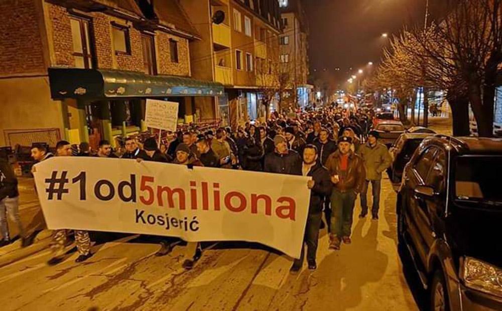 Protesti 1 od 5 miliona u više gradova (VIDEO, FOTO) 25