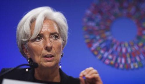 ECB očekuje pad BDP-a evrozone između pet i 12 odsto ove godine 1
