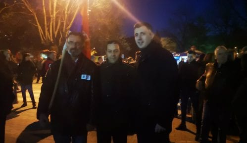 """Nastavljeni protesti """"Jedan od pet miliona"""" u Srbiji 12"""