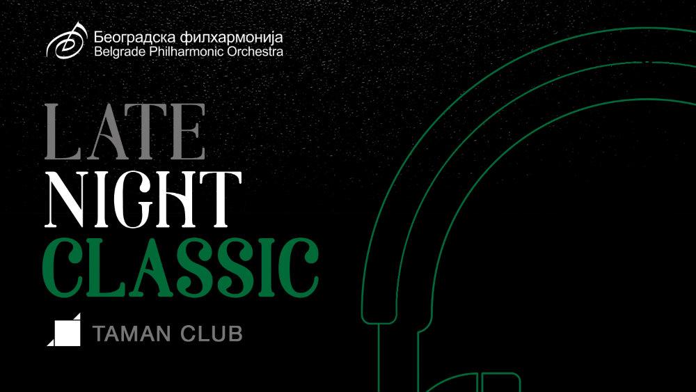 Novi filharmonijski afterparti - Late Night Classic u Savamali 2