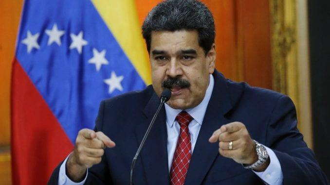 Maduro prekinuo diplomatske odnose sa Kolumbijom 4