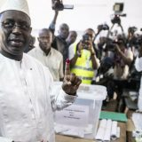 Senegalski predsednik Maki Sal ponovo izabran u prvom krugu sa 58,27 odsto glasova 5