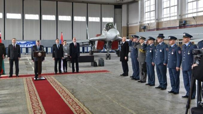 Vulin: Srbija od danas vlasnik još četiri MiG-a 29 3