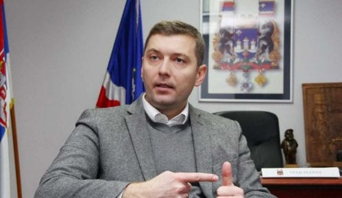 Zelenović: Dveri jedan od stubova nosioca Saveza za Srbiju 4