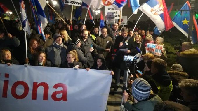"""Novi protesti """"Jedan od pet miliona"""" (VIDEO) 3"""