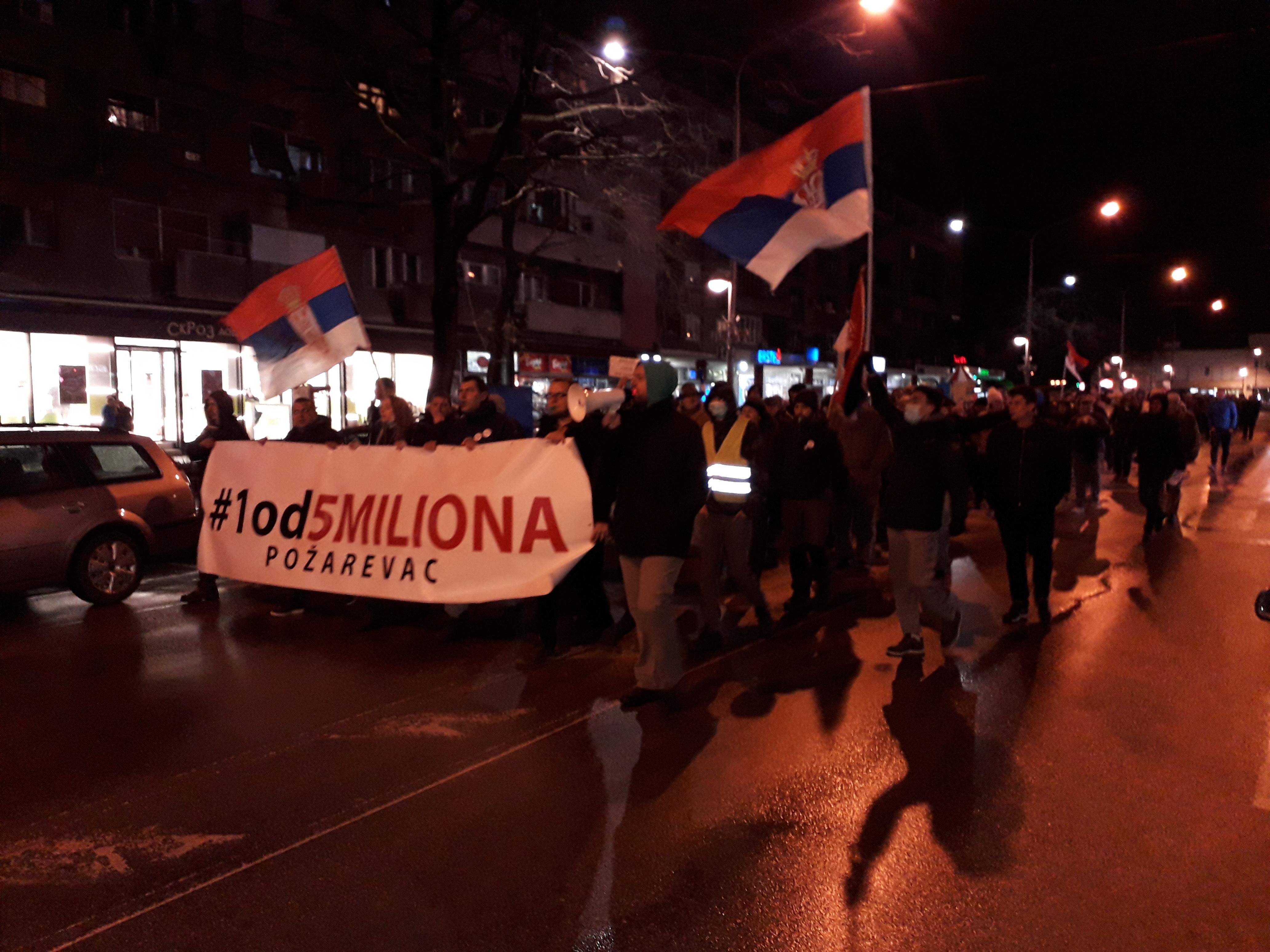 Protesti 1 od 5 miliona u više gradova (VIDEO, FOTO) 4