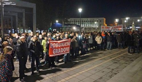 Obeležena godišnjica protesta u Požegi 10