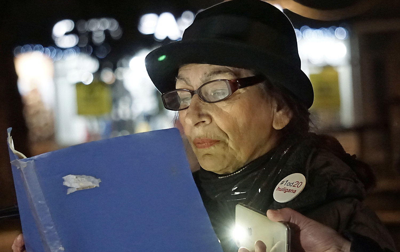 Obeležena godišnjica protesta u Požegi 2