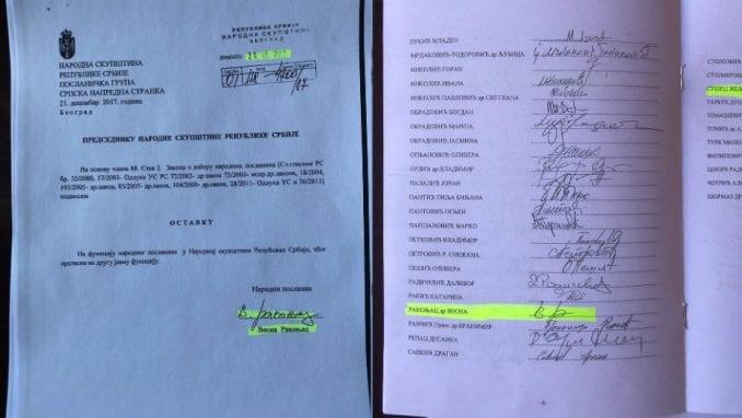 Zbog fantomskih poslanika traže ostavku Maje Gojković 1