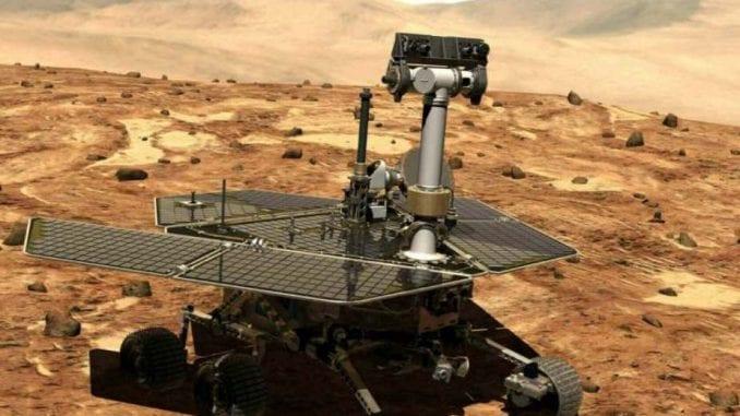 Nasa objavila kraj rada robota Oportjuniti na Marsu 4