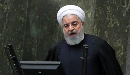 Iranski predsednik optužio SAD za ekonomski terorizam 13