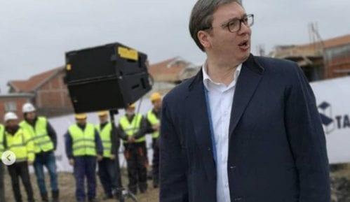 Vučić će se sastati sa predstavnicima Srba sa KiM 3