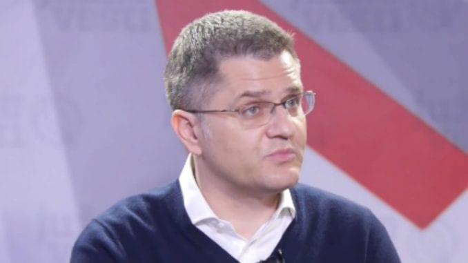 Jeremić: Vlast će biti primorana na ustupke u dijalogu sa opozicijom 1