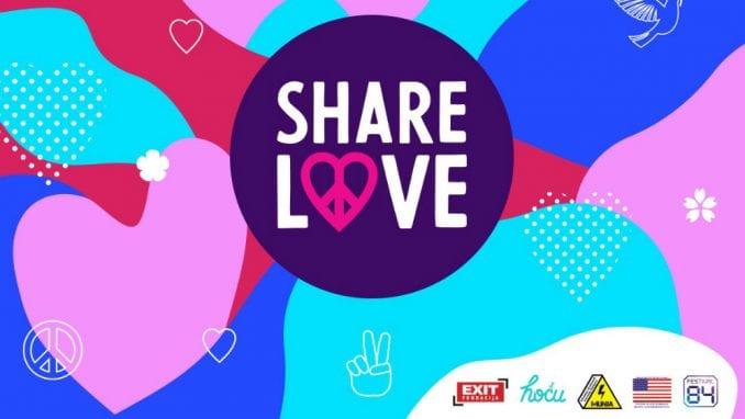 Poruke tolerancije i ljubavi nagrađuju se ulaznicama za festivale 1