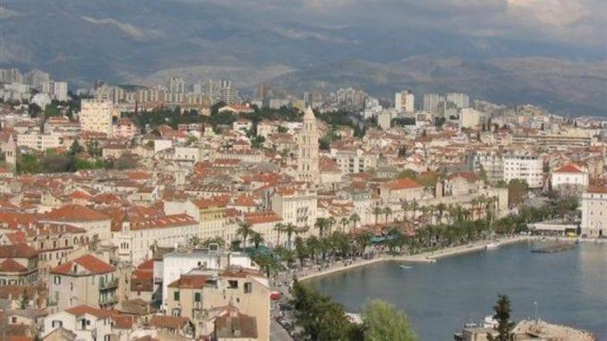 Presušilo more kod Splita 1