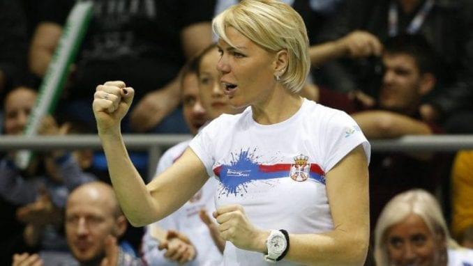Srpske teniserke pobedile i Hrvatsku u Fed kupu 4