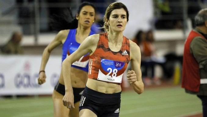 Amela Terzić zauzela deveto mesto u finalu trke na 1.500 metara 1