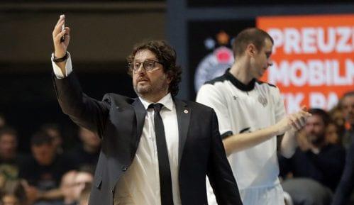 Uprkos ubedljivom trijumfu u Zadru, trener Partizana veoma samokritičan 5