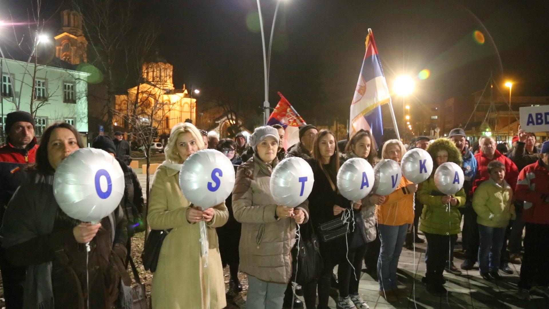 Protesti u Zrenjaninu, Trsteniku, Kuršumliji i Negotinu 3