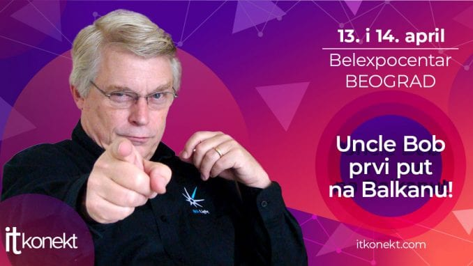 Najtraženiji IT predavač na svetu u aprilu u Beogradu (VIDEO) 3