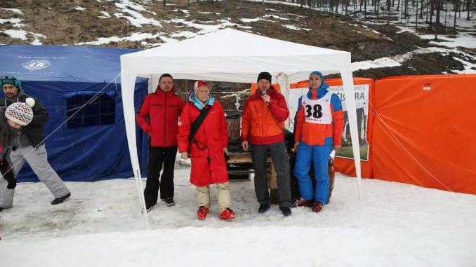 Divčibare: Održana prva revijalna humanitarna trka na stazi Crni vrh 1