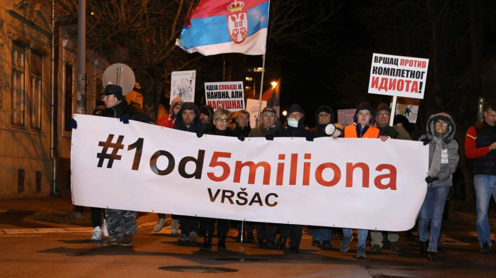 Protesti 1 od 5 miliona u više gradova (VIDEO, FOTO) 16