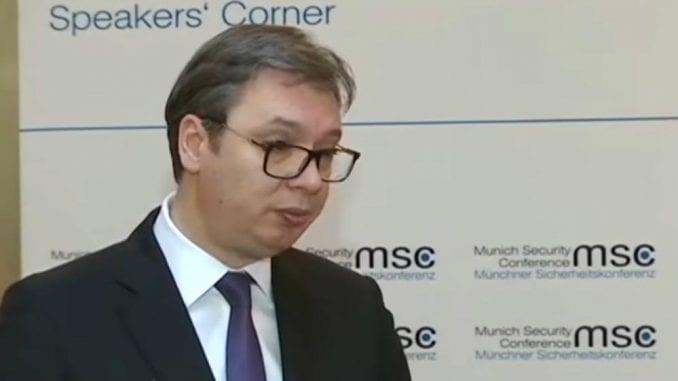 Vučić: Ne znam kada će biti izbori, ali će biti ubrzo 1