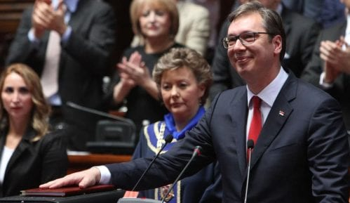 Partijska skupština u Vučićevom zarobljeništvu 1