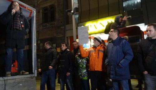 Protesti u Zrenjaninu, Trsteniku, Kuršumliji i Negotinu 2