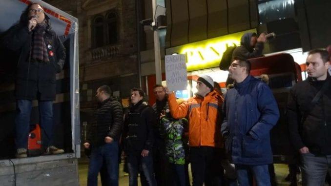 Protesti u Zrenjaninu, Trsteniku, Kuršumliji i Negotinu 1