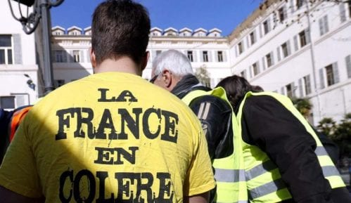 Nastavak protesta Žutih prsluka u Francuskoj 3