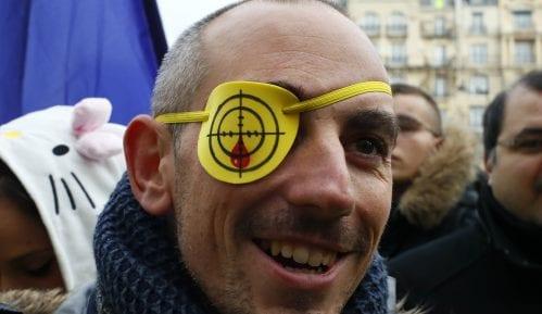 U Francuskoj 35 osoba privedeno na protestu Žutih prsluka 2
