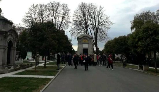 U Beogradu danas i sutra više od 140 sahrana 13
