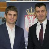Đorđević: Srbija nikad neće zaboraviti humanitarni rad Gujona 9