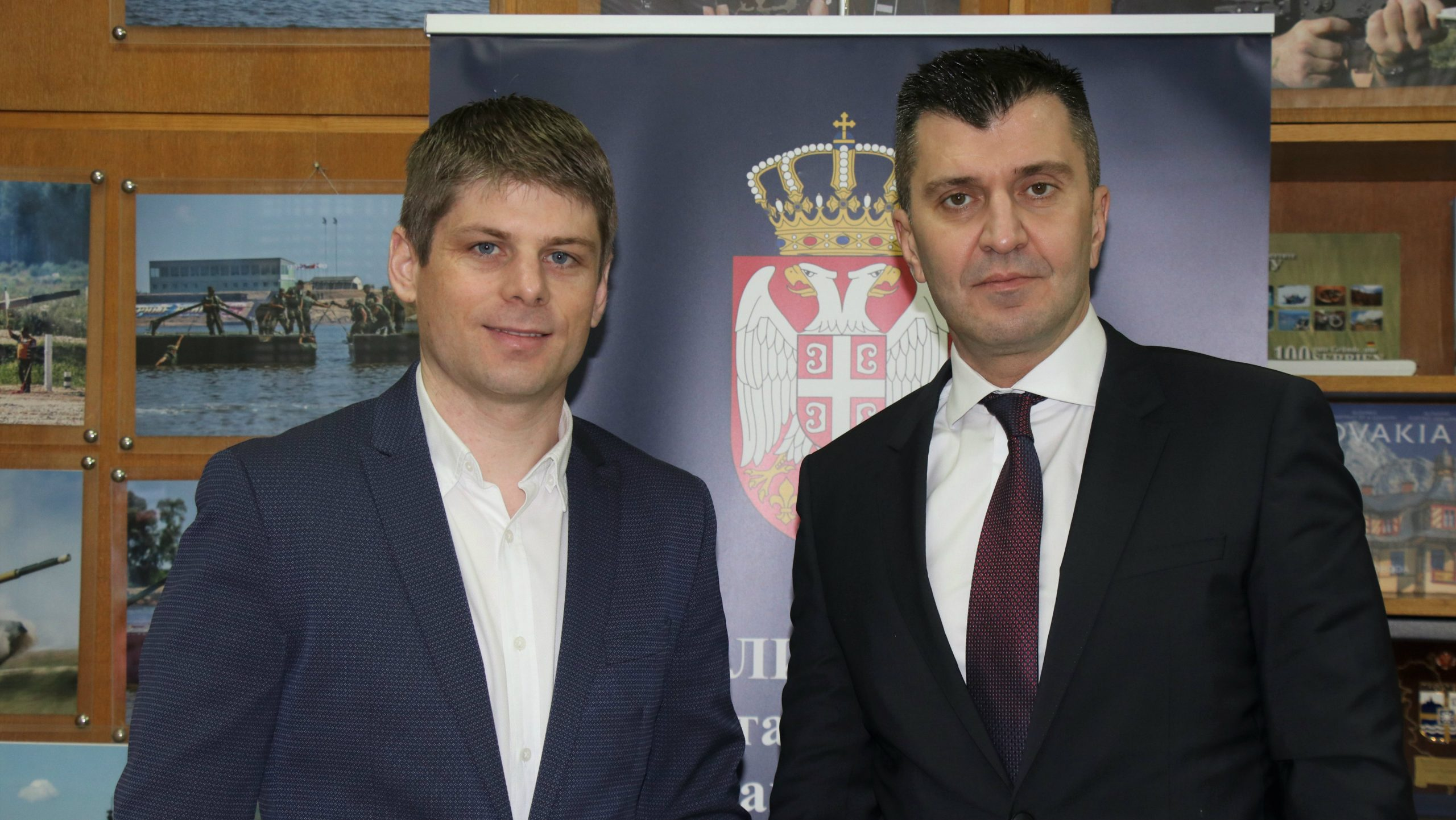 Đorđević: Srbija nikad neće zaboraviti humanitarni rad Gujona 1