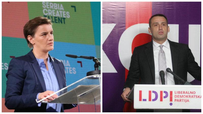 Novi savetnik premijerke bivši portparol LDP 1