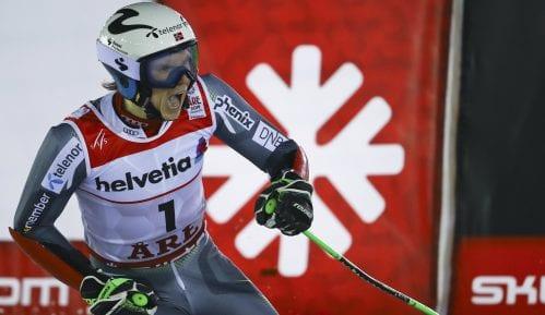 Kristofersen osvojio zlato u veleslalomu na SP 11