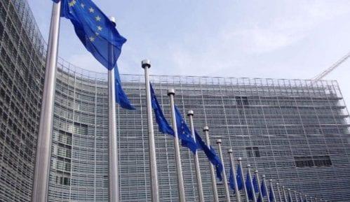 Završen sastanak Vučić-Hoti u Briselu 4