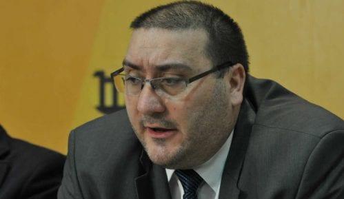 MUP: Bulatoviću (SSP) oružje oduzeto zbog prekršaja na Zvezdari 15
